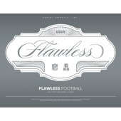 2017 Panini Flawless Football Hobby 2 Box Case