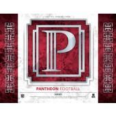 2017 Panini Pantheon Football 5 Box Case