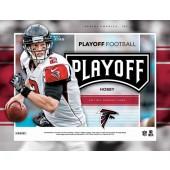 2017 Panini Playoff Football Hobby 20 Box Case