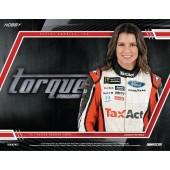 2017 Panini Torque Racing Hobby 8 Box Case