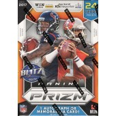 2017 Panini Prizm Football Blaster 20 Box Case