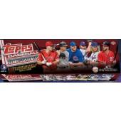 2017 Topps Complete Baseball Hobby Set - 12 Set Case