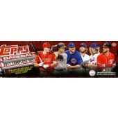 2017 Topps Complete Baseball Hobby Set