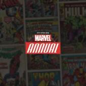 2017 Upper Deck Marvel Annual Hobby Box