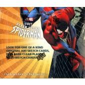 2017 Upper Deck Marvel Fleer Ultra Spider-Man 6 Box Case