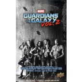 2017 Upper Deck Marvel Guardians Of The Galaxy Vol 2 - Box