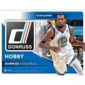 2018/19 Panini Donruss Basketball Hobby 10 Box Case