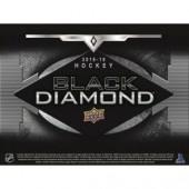 2018/19 Upper Deck Black Diamond Hockey Hobby Box