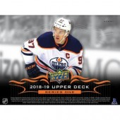 2018/19 Upper Deck Series 1 Hockey Hobby 12 Box Case