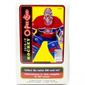 2018/19 Upper Deck O-Pee-Chee Hockey Hobby 12 Box Case