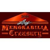2018 Leaf Memorabilia Treasury Box