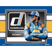2018 Panini Donruss Racing Hobby 20 Box Case