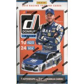 2018 Panini Donruss Racing Hobby Box