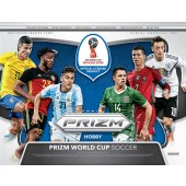 2018 Panini Prizm World Cup Soccer Hobby Box