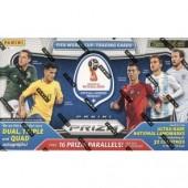 2018 Panini Prizm World Cup Soccer Hobby 12 Box Case
