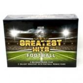2018 Leaf Greatest Hits Football Hobby 2 Box Case