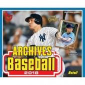 2018 Topps Archives Baseball Blaster 16 Box Case