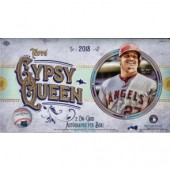 2018 Topps Gypsy Queen Baseball Hobby 10 Box Case