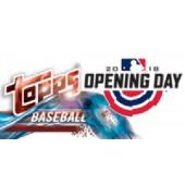 2018 Topps Opening Day Baseball Hobby 20 Box Case