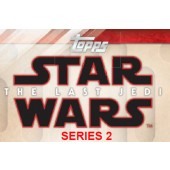 2018 Topps Star Wars The Last Jedi - Series 2 Hobby Box
