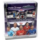 2018 Topps Platinum Premier League Soccer 12 Box Case