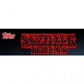 2018 Topps Stranger Things Hobby 12 Box Case
