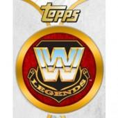 2018 Topps Legends of WWE Wrestling Hobby 8 Box Case