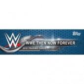 2018 Topps WWE Then, Now, Forever Wrestling Hobby 12 Box Case
