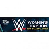 2018 Topps WWE Women's Division Hobby 12 Box Case