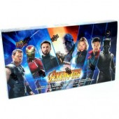 2018 Upper Deck Marvel Avengers: Infinity War 8 Box Case