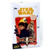 2018 Topps Solo: A Star Wars Story Hobby 12 Box Case