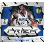 2014/15 Panini Prizm Basketball Hobby 12 Box Case