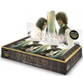 2018 Cryptozoic Outlander Season 3 12 Box Case