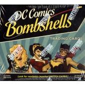 DC COMICS: Bombshells Trading Cards (Cryptozoic) - 12 Box Case
