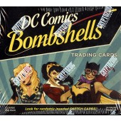 DC COMICS: Bombshells Trading Cards (Cryptozoic) - Box
