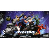 DC Comics: Justice League Trading Cards (Cryptozoic) Box