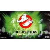 Ghostbusters Trading Cards (Cryptozoic) - 12 Box Case
