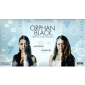 Orphan Black Season 1 Trading Cards (Cryptozoic) - 12 Box Case