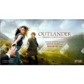 Outlander Season 1 Trading Cards (Cryptozoic) - 12 Box Case