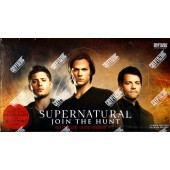 Supernatural Season 4-6 Trading Cards (Cryptozoic) - Box