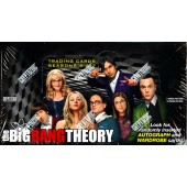 The Big Bang Theory Seasons 6 & 7 (Cryptozoic) 12 Box Case