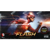 The Flash Season 1 Trading Cards (Cryptozoic) - Box