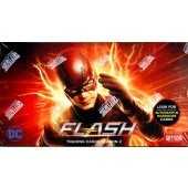 The Flash Season 2 Trading Cards (Cryptozoic) - 12 Box Case
