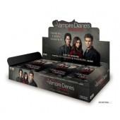 The Vampire Diaries Season 4 (Cryptozoic) - Box