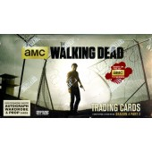 The Walking Dead Season 4: Part 2 (Cryptozoic) - 12 Box Case