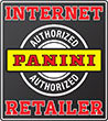 Panini Authorized Internet Retailer