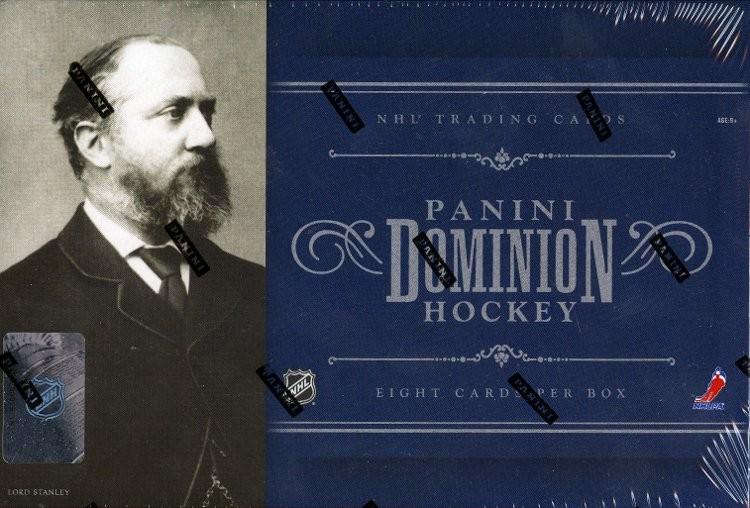 2010/11 Panini Dominion Hockey Hobby Box