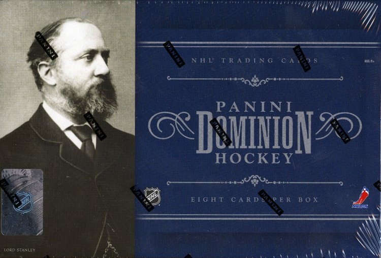 2010/11 Panini Dominion Hockey Hobby 6 Box Case