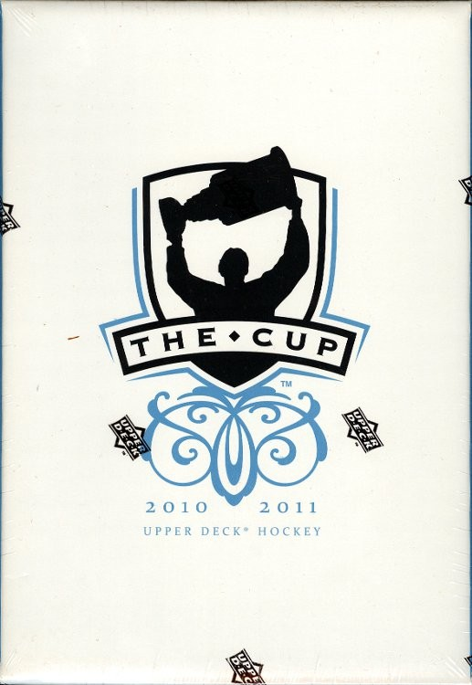 2010/11 Upper Deck The Cup Hockey Hobby 6 Box Case