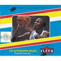 2011/12 Fleer Retro Basketball Hobby Box